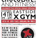 Grand Opening Party for the Eastside X Gym!