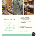 x gym health and wellness