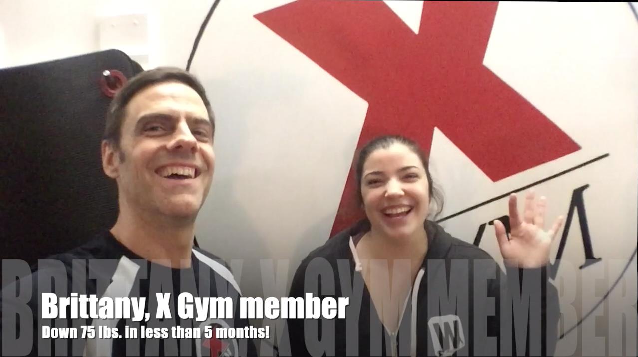 x gym membership