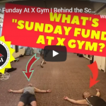 sunday funday x gym seattle alki kirkland