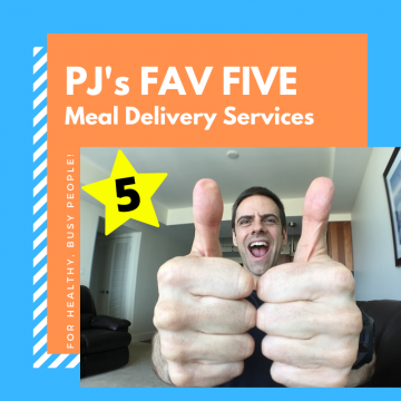 PJ's Fav Five
